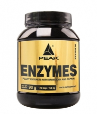 PEAK Enzymes 120 Caps.