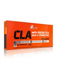 OLIMP CLA with Green Tea plus L-Carnitine Sport Edition / 60 Caps