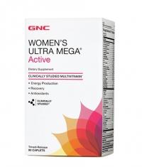 GNC Women's Ultra Mega Active 90 Caps.