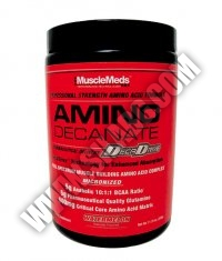 MUSCLEMEDS Amino Decanate 333g.