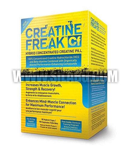 PHARMA FREAK Creatine Freak 90 Caps.