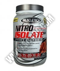 MUSCLETECH Nitro Isolate 65 Pro Series