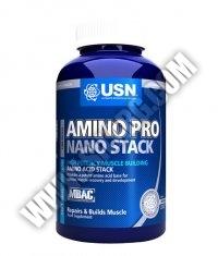 USN Amino Pro Nano Stack 120 Caps.
