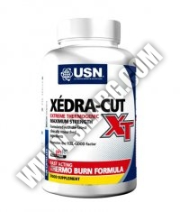 USN Xedra Cut XT 200 Caps.